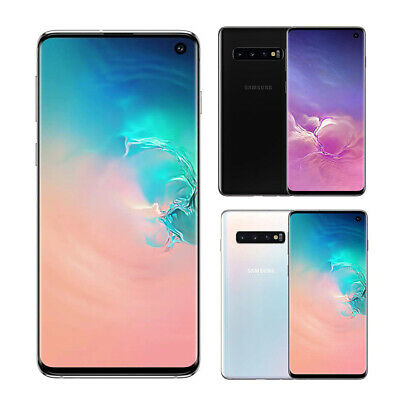 Brand New Samsung Galaxy S10 Sm-G973F 128Gb Factory Unlocked Smartphones Sealed