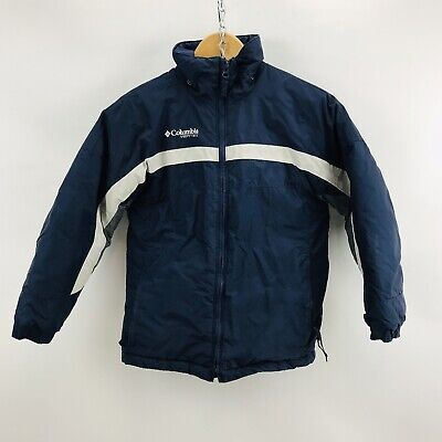Columbia Vortex Jacket Youth Size 8 Puffer Thick Warm