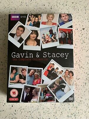 Gavin And Stacey Box Set DVD Series 1-3 + Christmas Special Complete Collection
