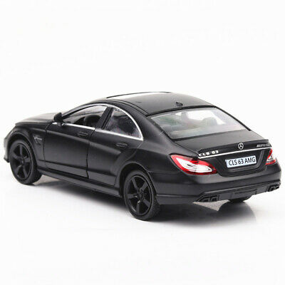 Mercedes Benz CLS 63 AMG 1/36 Model Car Diecast Vehicle Toy Kids Collection