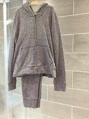 GAP Girls Glitter Look Tracksuit Age 10 -11 Years