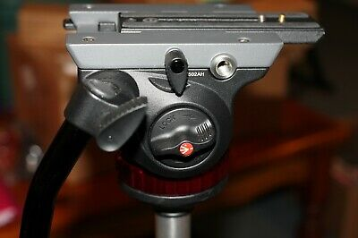 Manfrotto 502HD MVH502A Pro Fluid Video Head (used)