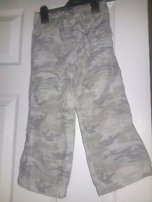 Next Girls winter trousers aged 3 / 4 yrs