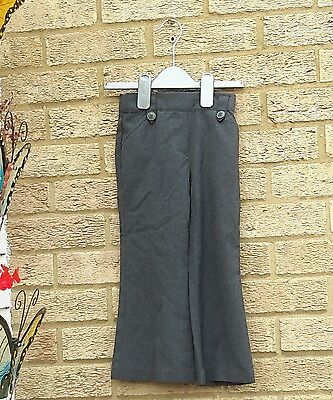 Tu girls school trousers aged 4 years