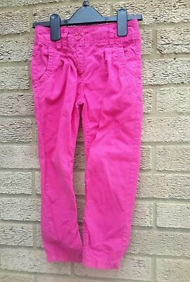Next girl's trousers aged 5 years