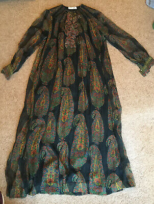 Vintage Couture Hardy Amies Dress