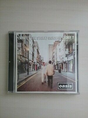 Oasis Cd / Whats The Story  Morning Glory
