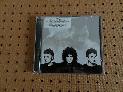 Queen Greatest Hits III - Single CD - 17 Tracks