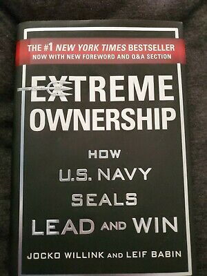 Extreme Ownership by Jocko Willink and Leif Babin (2017, Digitaldown)