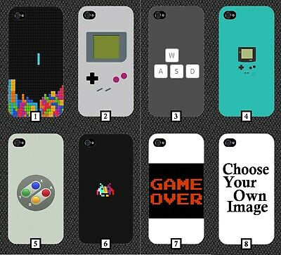 Retro Gaming Style Mobile Phone Case Cover Vintage Gamer Games Video Games PC220