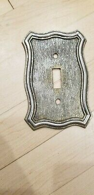 one vintage 1968 american tack and hardware co. light switch cover FREE shipping