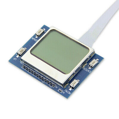Network Diagnostic Test Card Tools Motherboard LCD Screen PCI Analyzer Computer