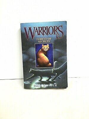 Warriors the Prophecies Begin: Forest of Secrets 3 by Erin Hunter (2004)