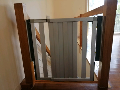 Lindam Gate Numi Aluminium Extending Safety Gate