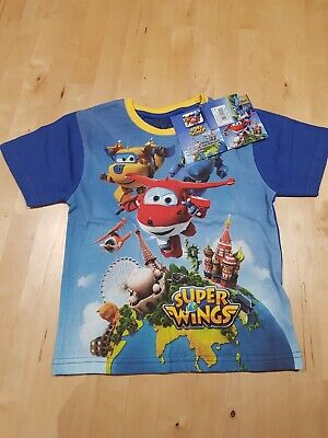 super wings tshirt for child 110 cm