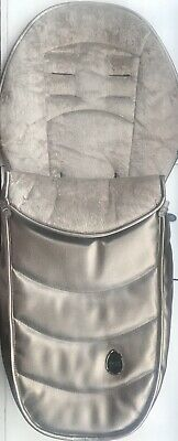 Egg stroller Pram footmuff, Cosy Toes, Used Twice, Immaculate, Hollywood
