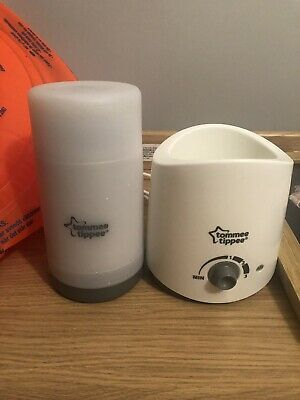 Tommee Tippee Bottle Warmer And Travel Flask