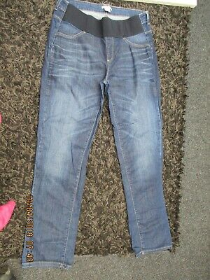 """blooming marvellous"" ladies maternity jeans size 12"