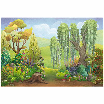 Stage/Theatre Backdrop - Forest