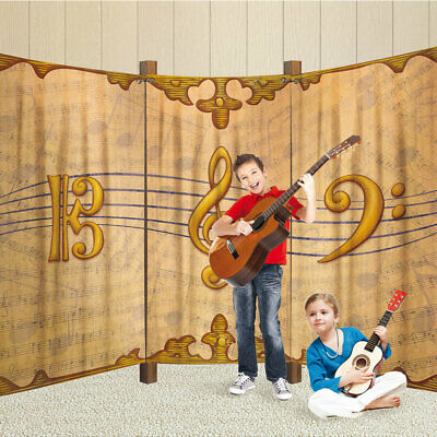Stage/Theatre Backdrop - Music