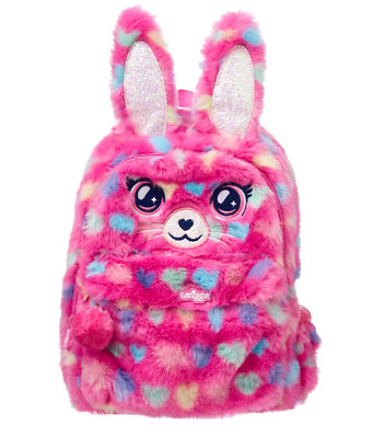 smiggle backpack junior fluffy new with tag