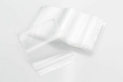 Lot de Sachet plastique fermeture ZIP Transparent 230x320mm