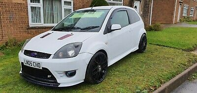 2005 Ford  Fiesta ST150 wide arch