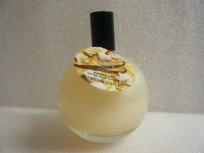 """BODY SHOP """" VANILLA MARSHMALLOW  """" SHIMMER MIST 100 ml - NEW WITH TAG - REC POST"""