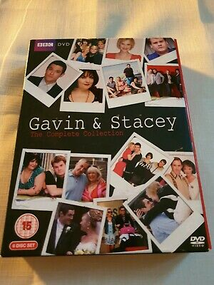 Gavin and Stacey The Complete Collection DVD box set