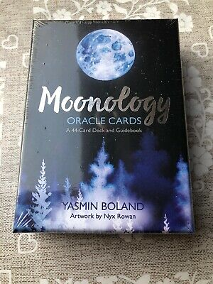 Moonology Oracle Cards Brand New Tarot/oraclecards/witch