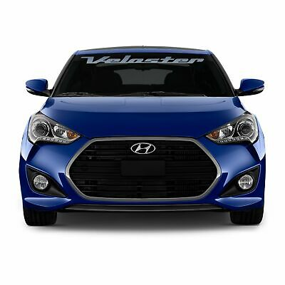"""13.5/"""" Side Door Decal Sticker Mask for HYUNDAI 2011-2017 Veloster #508 Turbo"""