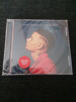 Kane Brown - Experiment CD - Brand New -