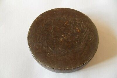 Vintage Mould Making Pottery Tools Bottom Knocker 3""