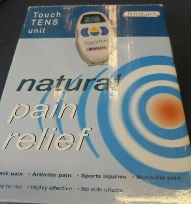 Tens Care Touch Xl-y1 Tens Electronic Pain Releif Machine