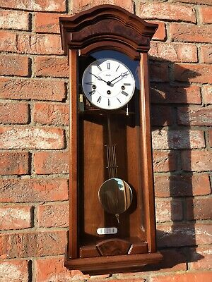 Large AMS westminster chime wall clock