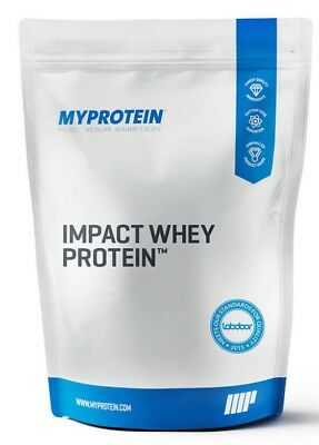 My Protein - IMPACT WHEY PROTEIN - 5kg - Blueberry Flavour - LARGE (BBE 04/19)