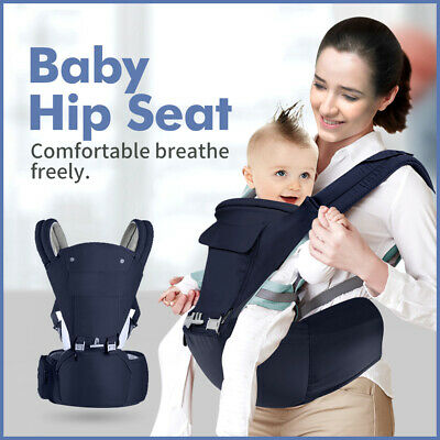Ergonomic Baby Seat Carrier Hip Wrap Backpack Waist Sling Infant Adjustable Hold