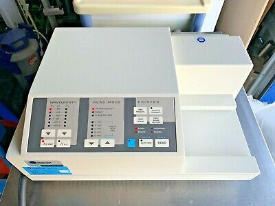 Plattenphotometer Molecular Devices Type Vmax Kinetic Microplate Reader