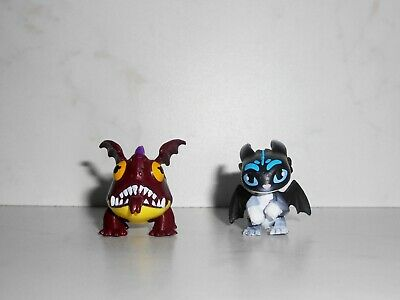 LOOSE HTF Spin Master HTTYD 3 The Hidden World: HOBGOBBLER & NIGHTLIGHT Mystery