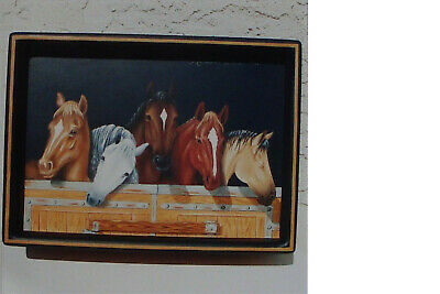 """Linda McFadden tole painting pattern """"A Horse Of A Different Color"""""""