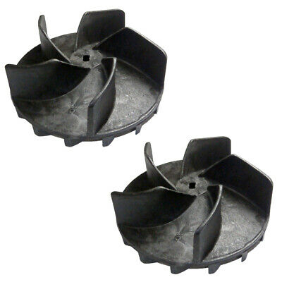GreenWorks 2 Pack of Genuine OEM Replacement Impellers # 34117144G-2PK