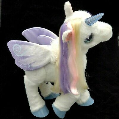 FurReal Friends StarLily My Magical Unicorn Horse Star Lilly Lily Interactive