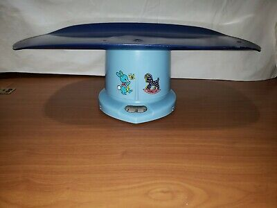 Vintage Counselor Brearley Company Metal Baby Scale 60s Era Nursery BEAUTIFUL
