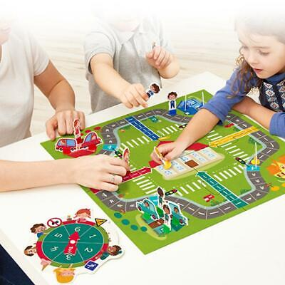 2020 Pre-hot Backgammon Aeroplane Chess Checkers Five-in-one Board Kids Toy Gift