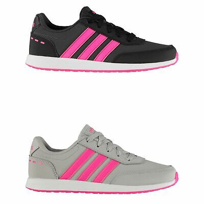 adidas Switch 2 Trainers Junior Girls Shoes Footwear