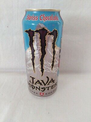 Monster Java Energy Drink Dose From USA