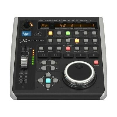 Behringer X-Touch One Universal Control Surface for Home Studio or Live Set Up