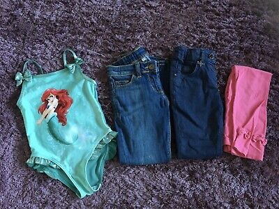 Girls clothes bundle age 5-6 years. M&S Jeans