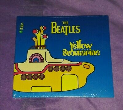 THE BEATLES - Yellow Submarine Soundtrack 2012 REMASTERED CD! NEW SEALED!
