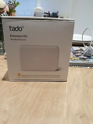 Tado Extension Kit - requires a tado smart thermostat starter kit.